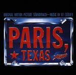 Ry Cooder - Paris, Texas soundtrack CD cover