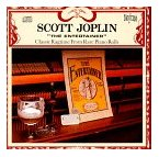 scott joplin piano rolls CD cover