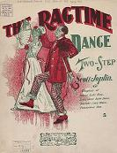 Scott Joplin: The Ragtime Dance - original sheet music cover