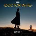 Segun Akinola: Doctor Who Series 11 - double album cover