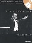 sheet music - The Best of Ennio Morricone cover