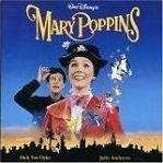 The Sherman Brothers - Mary Poppins soundtrack CD cover
