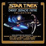 Dennis McCarthy, Jay Chattaway, etc. - Star Trek: Deep Space Nine Collection - 4 CD album cover