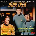 Star Trek original series volume 3 - Gerald Fried and Alexander Courage CD cover