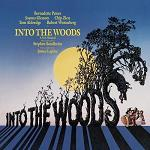 Stephen Sondheim - Into The Woods, original Broadway Cast CD cover