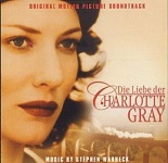 Stephen Warbeck - Charlotte Gray soundtrack CD cover