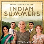 Stephen Warbeck: Indian Summers - soundtrack CD cover