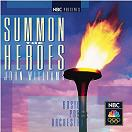 Mikis Theodorakis - Sommon The Heroes CD cover