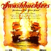 Swashbucklers - double album CD cover