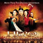 Tan Dun - Hero soundtrack CD cover