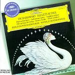 Tchaikovsky: ballet suites CD cover