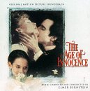 Elmer Bernstein - The Age of Innocence soundtrack CD cover