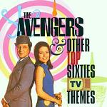 The Avengers and Other Top Sizties TV Themes - soundtrack CD cover