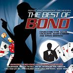 The Best of Bond - James Bond music from the Royal Philharmonic Orchestra - CD album cover