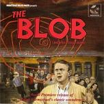 Ralph Carmichael and others - The Blob and other creepy sounds soundtrack CD cover