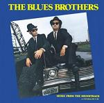 The Blues Brothers - soundtrack CD cover