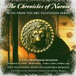 The Chronicles of Narnia - The TV Music of Geoffrey Burgon CD cover