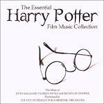 The Essential Harry Potter Film Music Collection - Album CD cover