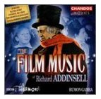 The Film Music of Richard Addinsell CD cover