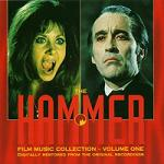 The Hammer Film Music Collection Volume 1 - CD cover