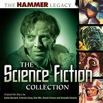 Various Composers - The Hammer Legacy: The Science Fiction Collection - soundtrack CD cover