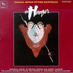 The Hunger: Classical tracks and arrangements - soundtrack CD