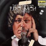The Ill-Conceived PDQ Bach Anthology - album cover
