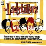 The Ladykillers: Music from those Glorious Ealing Films - soundtrack CD cover