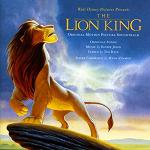 The Lion King CD cover