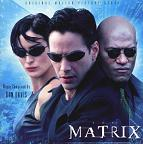 Don Davis - The Matrix soundtrack CD cover