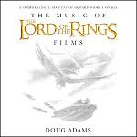 Doug Adams - The Music of the Lord of the Rings Films book cover