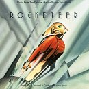 James Horner - The Rocketeer soundstrack CD cover