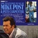 The Television Music of Mike Post and Pete Carpenter album CD cover