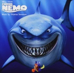 Thomas Newman: Finding Nemo - film score album cover