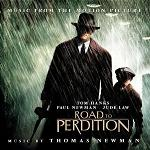 Thomas Newman - Road to Perdition soundtrack CD cover