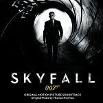 Thomas Newman: Skyfall soundtrack CD cover