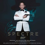 Thomas Newman: Spectre soundtrack CD cover
