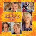 Thomas Newman - The Best Exotic Marigold Hotel soundtrack CD cover