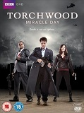 Torchwood: Miracle Day - DVD cover