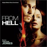 Trevor Jones - From Hell soundtrack CD cover