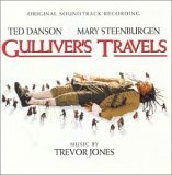 Trevor Jones - Gulliver's Travels soundtrack CD cover