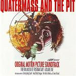 Tristram Cary - Quatermass and the Pit: The Film Music of Tristram Cary, Volume 1 - soundtrack CD cover