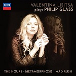 Valentina Lisitsa Plays Philip Glass - album cover