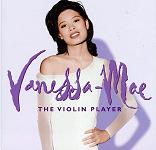Vanessa Mae - The Violin Player album CD cover