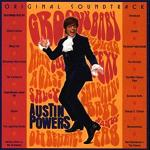 Various Artists: Austin Powers soundtrack CD cover