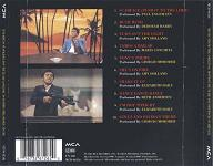 Various Artists: Scarface - soundtrack CD 2: back cover