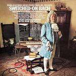 Wendy Carlos - Switched on Bach album cover