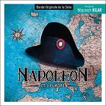 Wojciech Kilar - Napoleon and Europe soundtrack CD cover