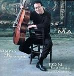 Yo-Yo Ma : Simply Baroque - Bach and Boccherini CD cover