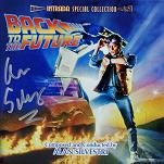 Alan Silvestri: Back to the Future - signed CD